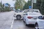 Ради бесплатной парковки алматинские водители нару…